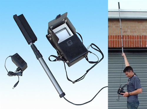 Security Products. Infrared Telescopic Camera System